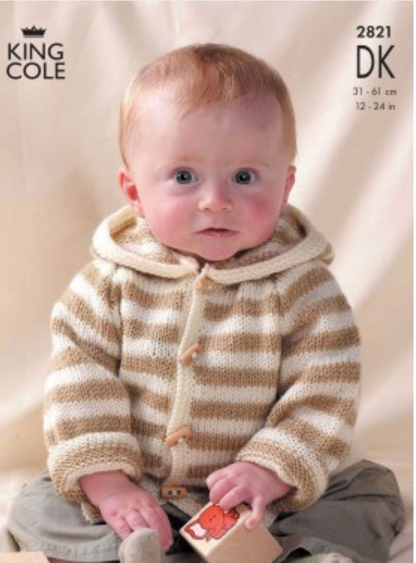King Cole Pattern 2821