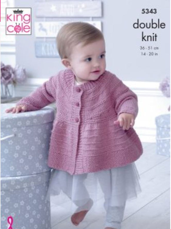 King Cole Pattern 5343