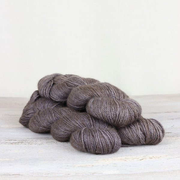 The Fibre Co. Road to China Light yarn in the color Moonstone