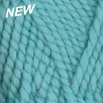 Plymouth Encore Mega Yarn in the color Aqua 0199