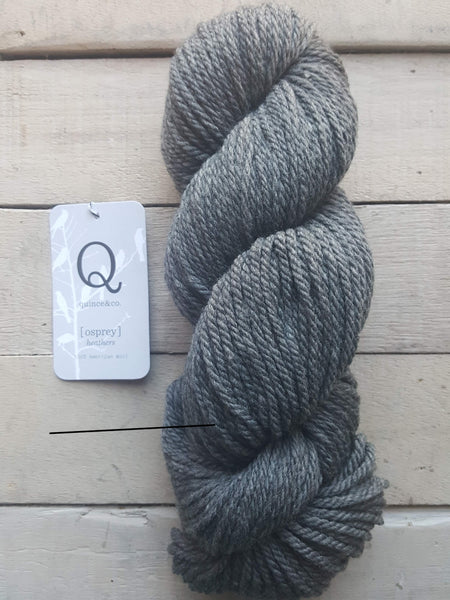Quince & Co. Osprey Yarn in the color Kittywake