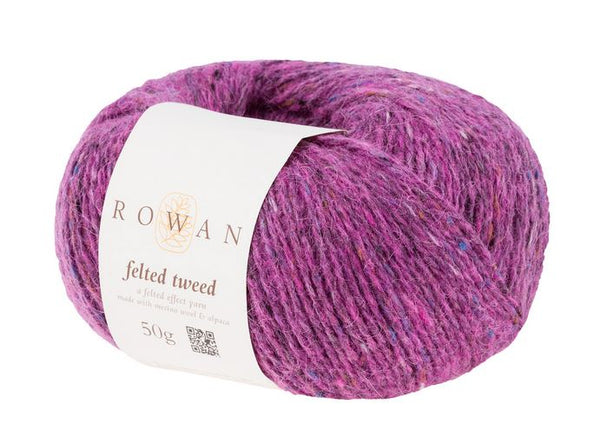 Rowan Felted Tweed Yarn in the color Peony 183