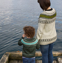 Clayoquot Cardigan pattern by Tin Can Knits