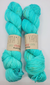 Emma's Yarn Super Silky in the color 20,000 Leagues