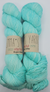 Emma's Yarn Super Silky in the Color Ice Ice Baby