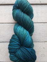 Madelinetosh Twist Light Yarn in the colorway Cousteau
