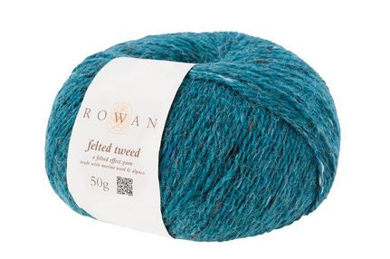 Rowan Felted Tweed Yarn in the color Watery