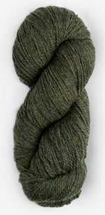Blue Sky Fibers Woolstok Yarn in the color Wild Thyme (Green)