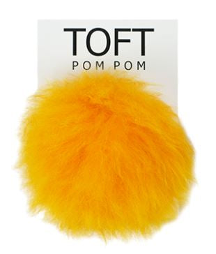 TOFT Alpaca Fur Pom Pom - Colors