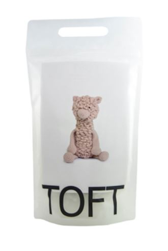 Toft Crochet Kit - Quin the Huacaya Alpaca