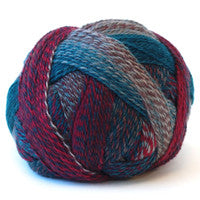 Zauberball Crazy Yarn in the color Herbstwind 1507