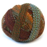 Zauberball Crazy Yarn in the color Flussbett 1660