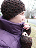 Lacunae Mitts & Hat Pattern by Knitspot