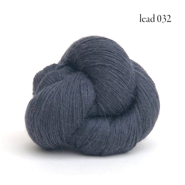 Kelbourne Woolens Perennial Yarn in the color Lead