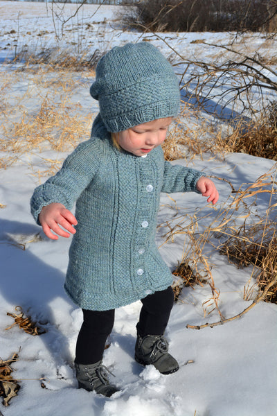 Little Miss Madyn's Cardigan Pattern