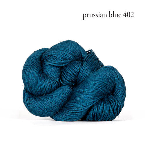 Kelbourne Woolens Mojave Yarn in the color Prussian Blue