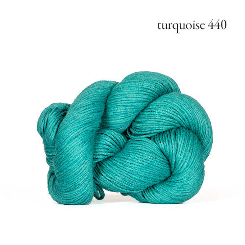 Kelbourne Woolens Mojave Yarn in the color Turquoise