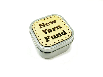 New Yarn Fund Tin