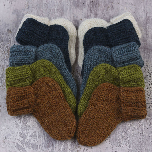 One Sock pattern from The Fibre Co.