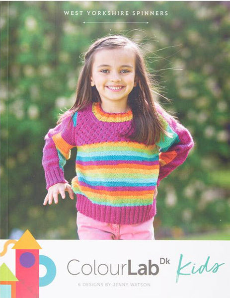 West Yorkshire Spinners Colour Lab Kids Pattern Book