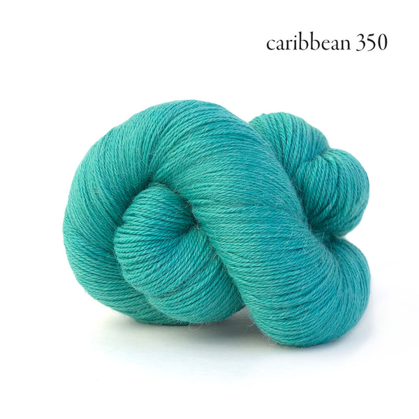 Kelbourne Woolens Perennial Yarn in the color Caribbean