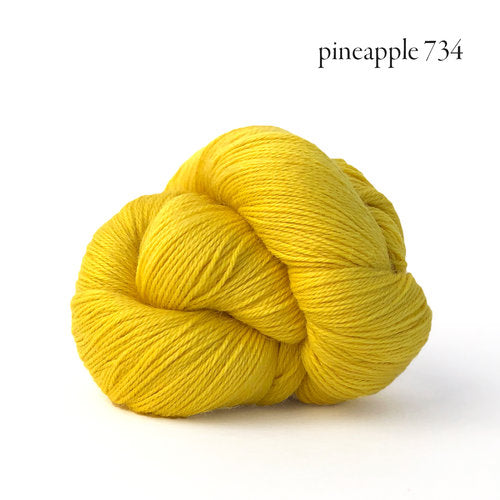 Kelbourne Woolens Perennial Yarn in the color Pineapple
