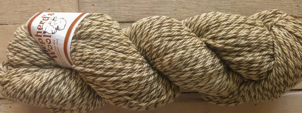 Shepherd's Wool Worsted in the color Petosky Stone