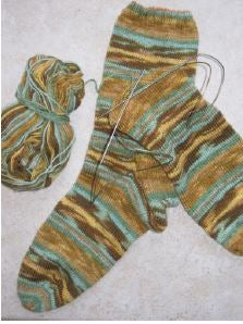 Magic Loop Sock Class