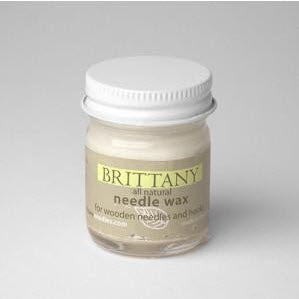 Brittany All Natural Needle Wax