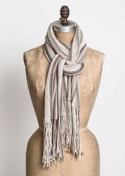 Alpaca Silk Pattern - Windom Silk Wrap