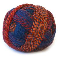 Zauberball Crazy Yarn in the color Herbstsonne 1537