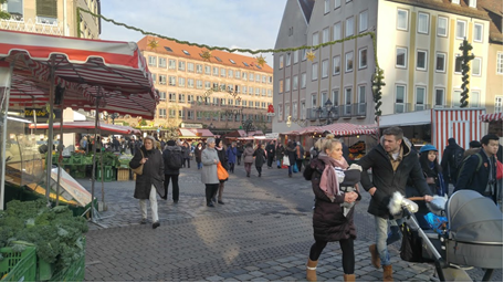 Nuremberg Christmas Market and Food | About Nürnberger Christkindlesmarkt