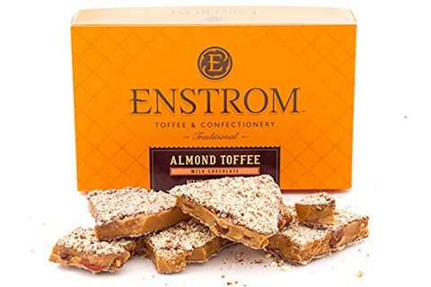 Enstrom Candies Almond Toffee - RudiGourmand