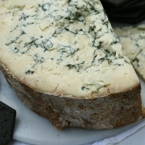 Blue Stilton by Tuxford and Tebbutt - Pound Cut (15.5 ounce) - RudiGourmand