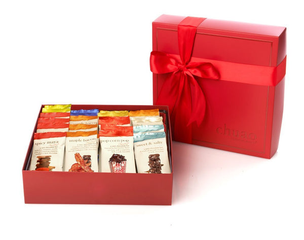 Chuao Chocolatier Share the Love Chocopod Gift Set - RudiGourmand