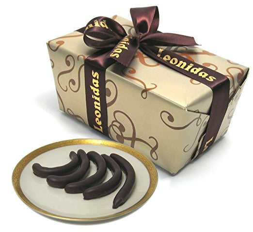 Leonidas Belgian Chocolates: Signature Orangettes - Dark Chocolate Covered Orange Peel - RudiGourmand