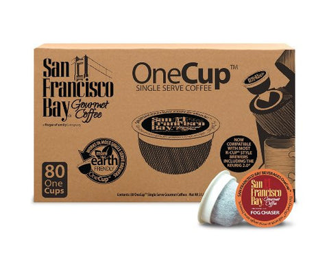 San Francisco Bay OneCup(TM) Coffee - RudiGourmand