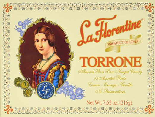 La Florentine Torrone Assortment Box - RudiGourmand