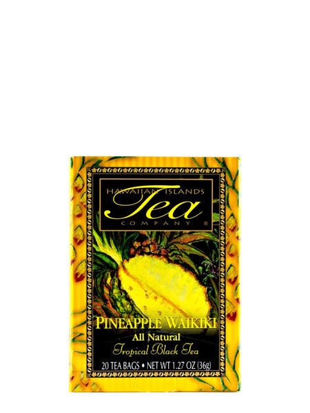 Pineapple Waikiki Tropical Black Tea - RudiGourmand