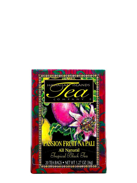 Passion Fruit Na Pali Tropical Black Tea - RudiGourmand