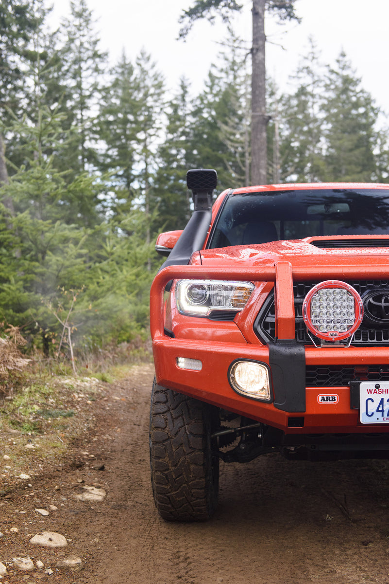 Arb Bumper For Toyota Tacoma Bomber Products