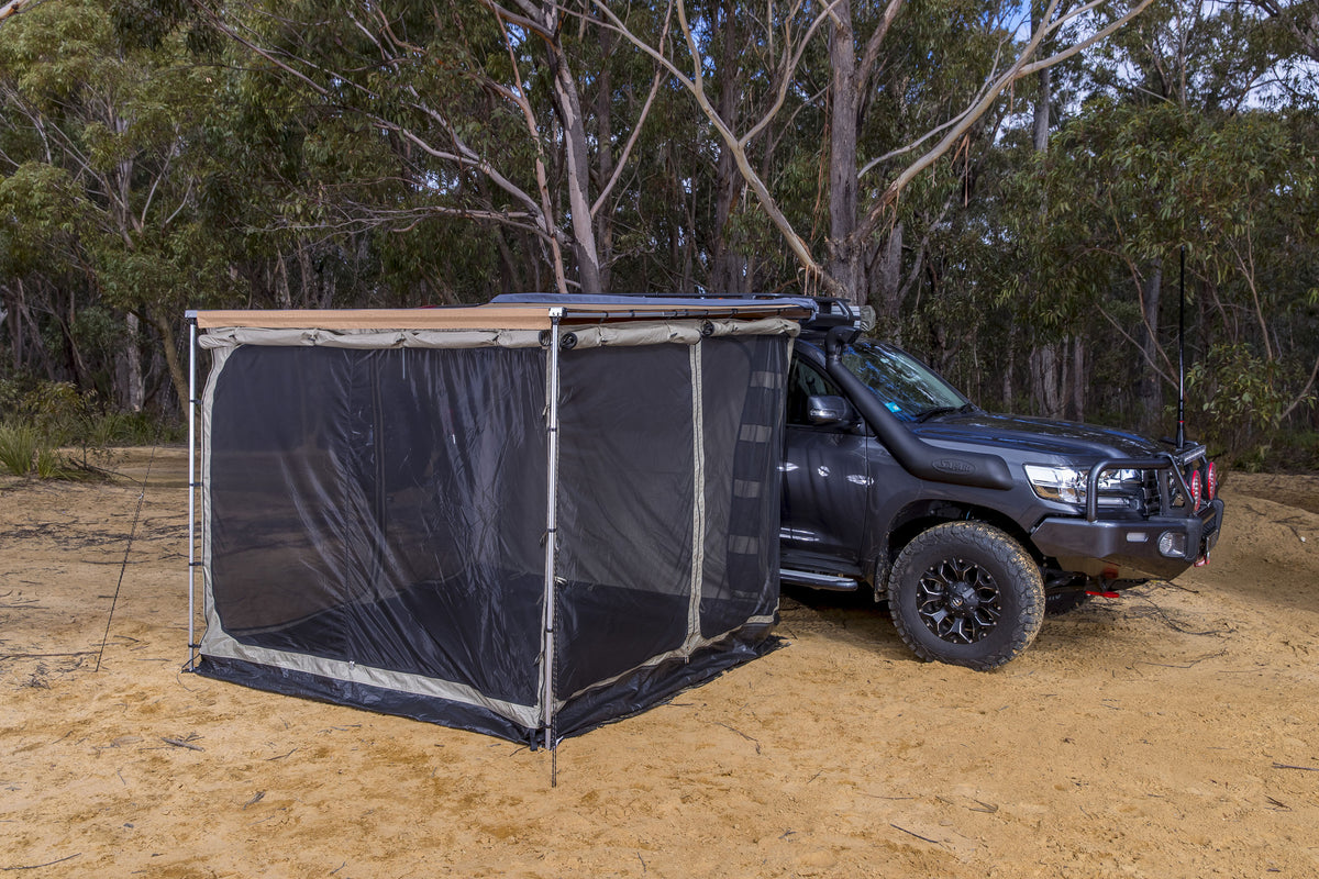 Arb Deluxe Awning Room With Floor Bomber Products