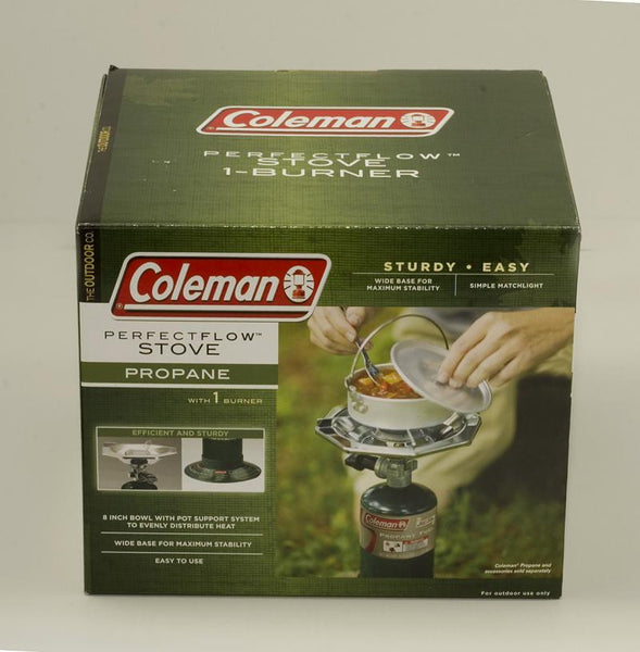 Coleman Single Burner Stove