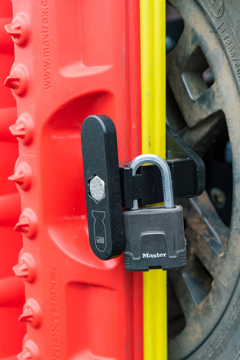 Bomber Products Trax Lock