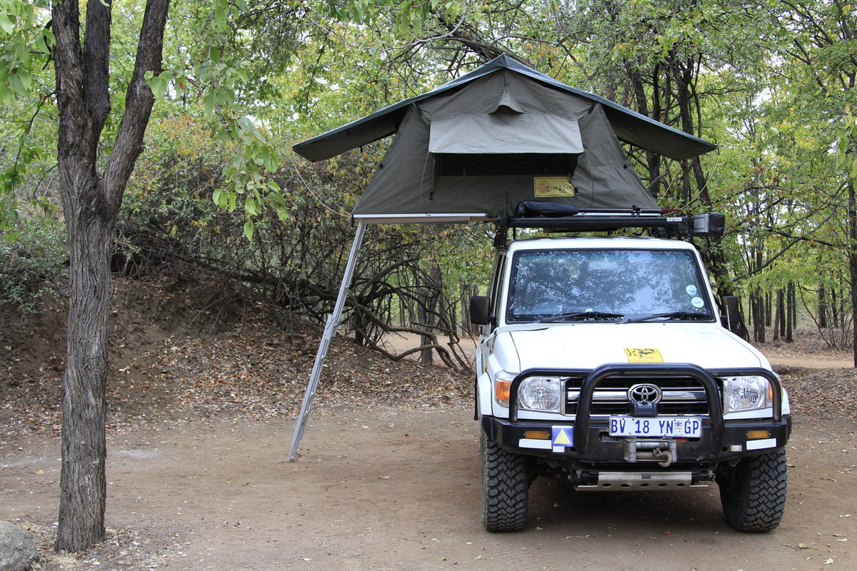 Eezi Awn Series 3 Roof Top Tent Bomber Products