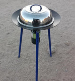 Stainless  Steel Skottle Cover