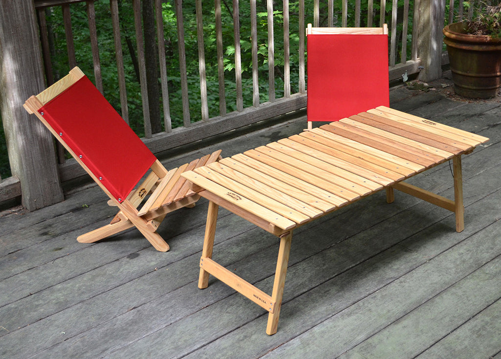Charmant Blue Ridge Chair Works