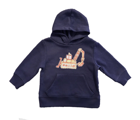 Childrens Place Pullover Hoodie Blue