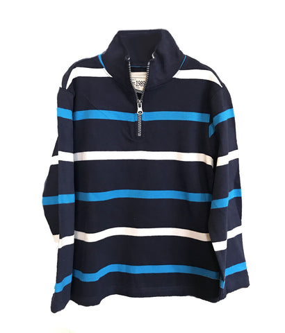 Childrens Place Striped Long Sleeve Top