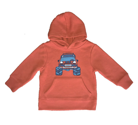 Childrens Place Pullover Hoodie orange